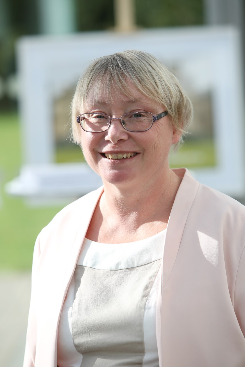 Cath Stanley, Chief Executive of The Huntington's Disease Association